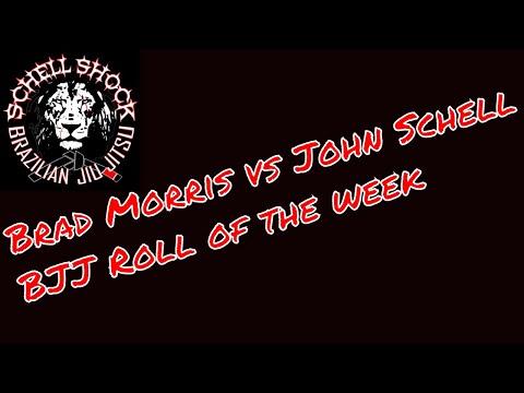 Schell Shock BJJ | John Schell | Brad Morris | Brown and Black Roll