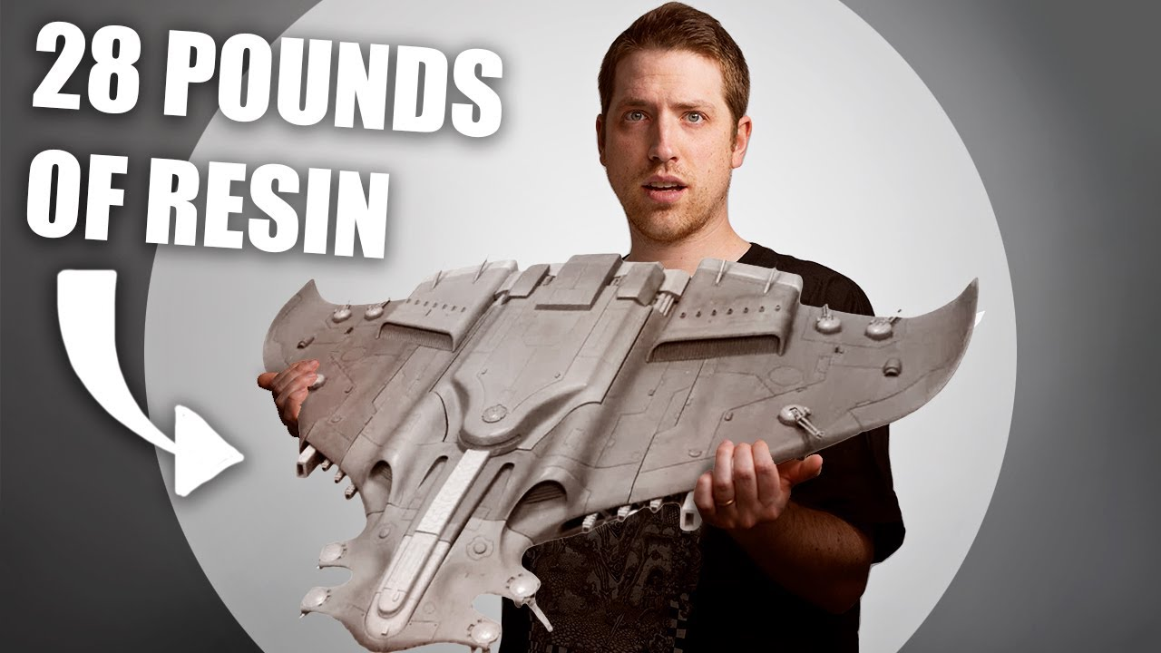This is the Worlds biggest Warhammer model