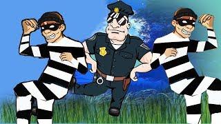 ВОРИШКА БОБ 2 Новые Приключения 3 Проходим на 3 звезды Игровой мультик по игре Robbery