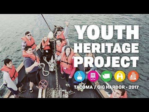Youth Heritage Project 2017 - Tacoma / Gig Harbor - Maritime Heritage