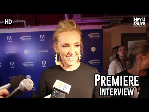 Toni Collette - Hereditary Interview @ Sundance London 2018