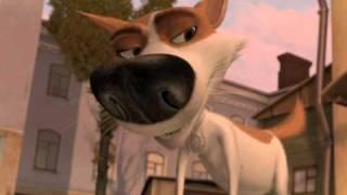 Белка и Стрелка. Звёздные собаки в 3D