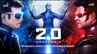 2.0 Official Trailer Release In Hindi | Rajinikanth | Akshay Kumar | Amy Jackson | HUNGAMA