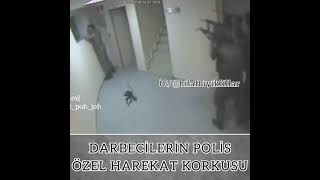 Darbecilerin Polis özel Harekat Korkusu 🐺🇹🇷