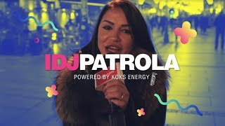ALEKSANDRA MLADENOVIC  | IDJPATROLA powered by KOKS energy | 10.01.2019 | IDJTV