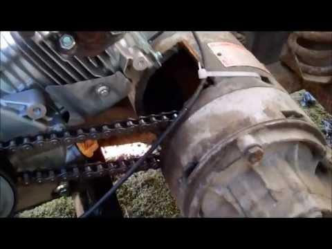 How To Convert an Electric Golf Cart to Gas Power DIY