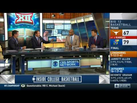 CBS Sports Network-Bayor at TCU Highlights