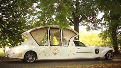 Luxury wedding Limousine