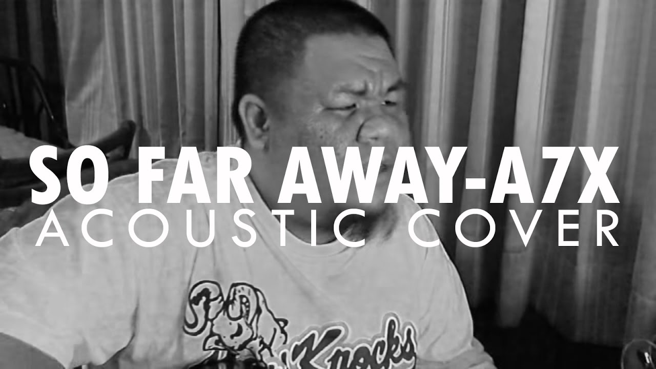 so far away avenged sevenfold acoustic cover youtube. Black Bedroom Furniture Sets. Home Design Ideas