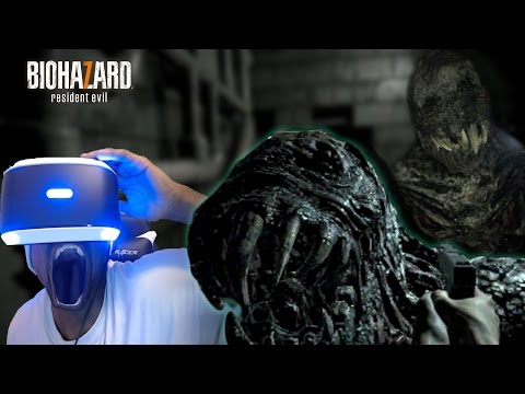 SHAKING LIKE I'M HAVING A SEIZURE | Resident Evil 7: Biohazard #2 [PlayStation VR]