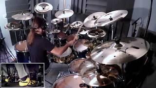 Bon Jovi - Livin' on a Prayer (Drum Cover by Panos Geo)