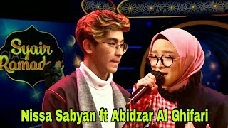 Download song Abidzar Al Ghifari feat Nissa Sabyan - Sholawat Cinta