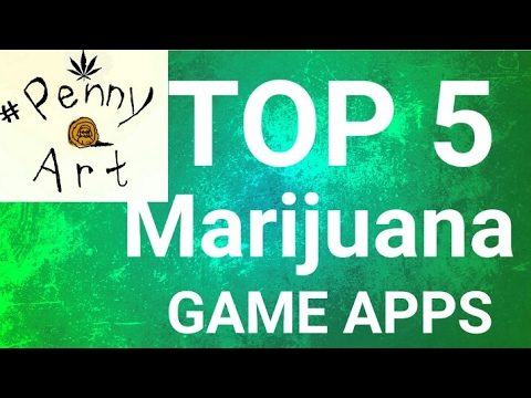 Top 5 Marijuana Game Apps