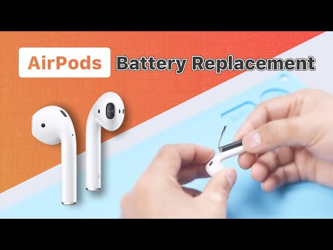 AirPods Battery Replacement - Draining Too Fast Problem