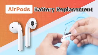 AirPods Battery Replacement – Draining Too Fast Problem