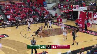 Highlights From The Ysu Women's Basketball Game Vs Cleveland St | January 26, 2019