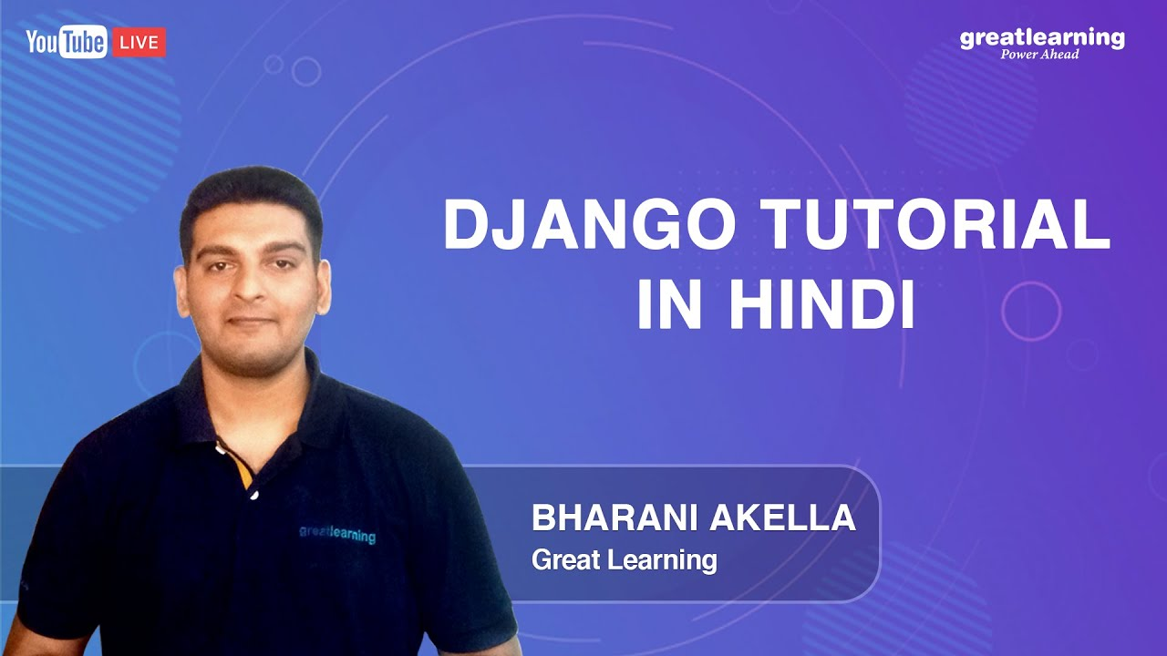 Django Tutorial in Hindi | Django Tutorial for Beginners | Django in Hindi