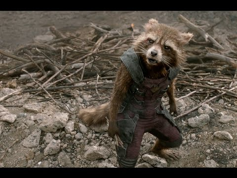 Guardians of the Galaxy extended trailer UK - Marvel | HD