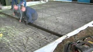 Промышленные полы.  Армирование, подготовка (2 этап)(, 2010-06-24T12:38:32.000Z)