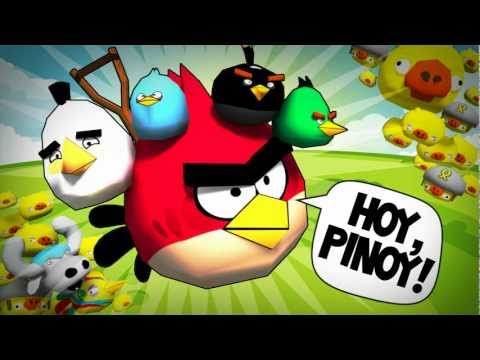 The Angry Birds Movie - Official International Theatrical Trailer (HD) Va hände?