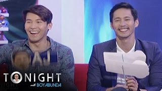 TWBA: Fast Talk with Enchong and AJ Dee