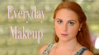 Updated Everyday Makeup Thumbnail