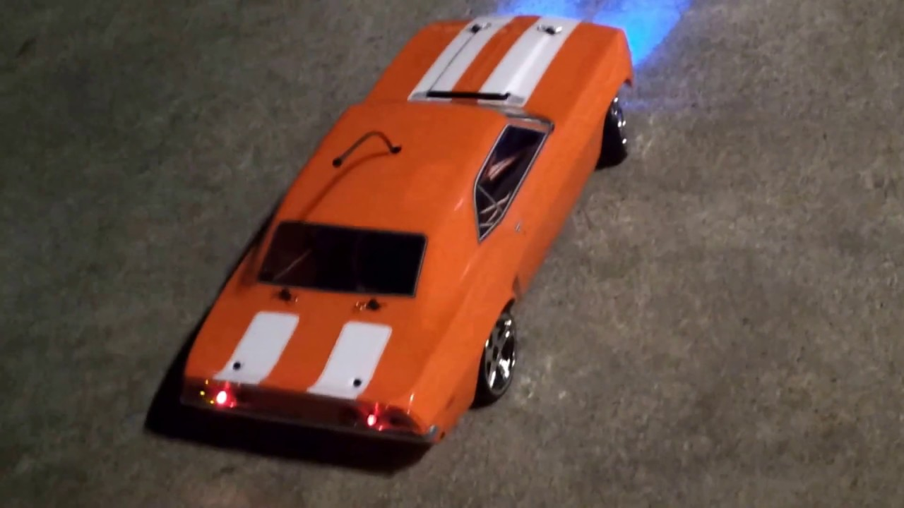 Hpi Racing 1 10 Sprint 2 Sport 1969 Camaro Body Turnigy