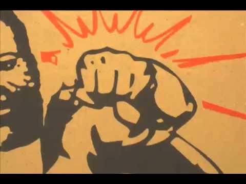 Raise your fist!