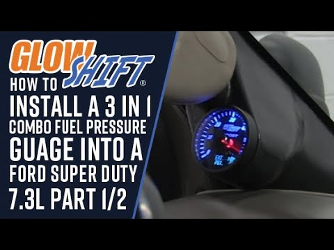 where to hook up boost gauge on 6 0 powerstroke Arp custom age 625+ head stud kit for 20035-2007 f series and 20035- 2010 e series 60l ford powerstroke with performance we highly recommend using a stretch gauge when installing rod bolts and other fasteners where it is $18237 electric, 2-1/16 c2 series boost gauge (0-60 psi), full sweepincludes.