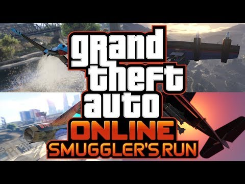 Smuggler's Run GTA Online DLC Release Coverage Schedule