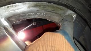 Сборка диска с вареной полкой. Итоги ремонта