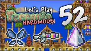 Let S Play Terraria 1 3 5 HALLOWED CHEST THE LAST PRISM Episode 52