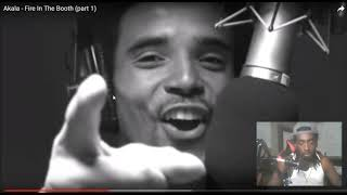 Akala Fire In The Booth (UK Rap Reaction)🔥🔥🔥🔥