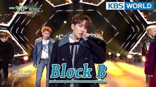 Block B - Don't Leave | 블락비 - 떠나지마요 [Music Bank COMEBACK / 2018.01.12]