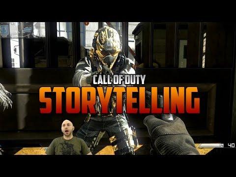 Call of Duty Storytelling - Deadly Grandmas & More