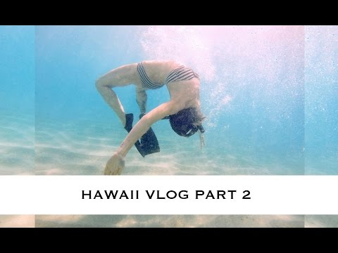 Hawaii Vlog Part 2 | Linda Hallberg Vlogs