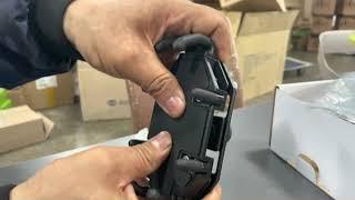 토르 팔각형 핸드폰 휴대폰 거치대 배달대행 필수템