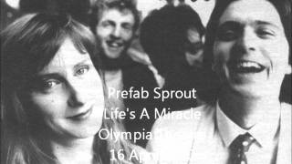 Watch Prefab Sprout Lifes A Miracle video