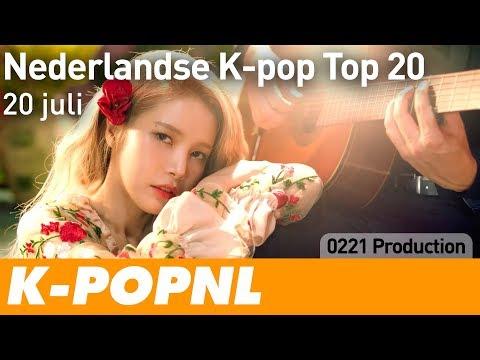 [MUSIC] Dutch K-pop Top 20: 20 July 2018 — K-POPNL