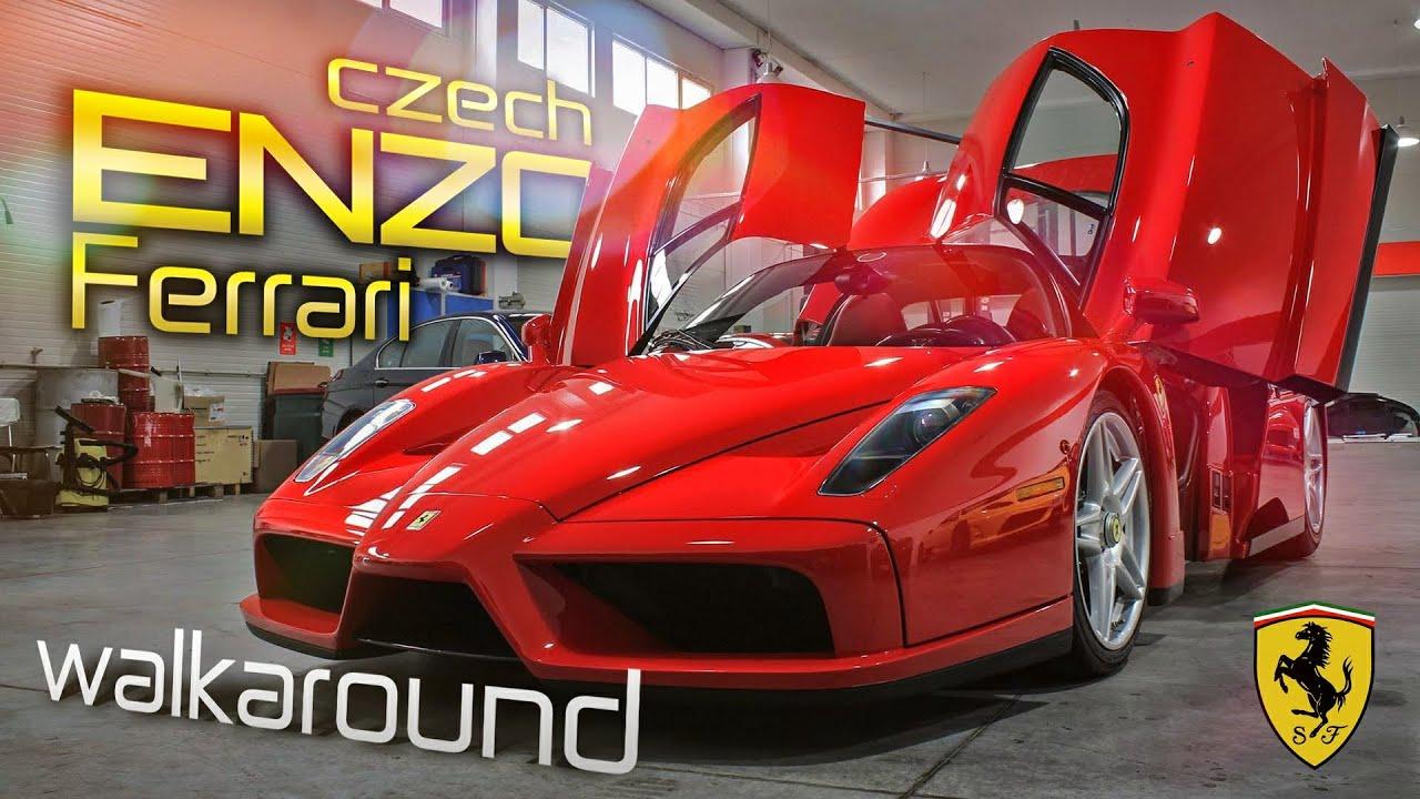 Czech ferrari enzo at ap corse walkaround interior engine czech ferrari enzo at ap corse walkaround interior engine vanachro Images