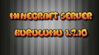 Minecraft Server Kurma 1.7.10 [Hamachi]