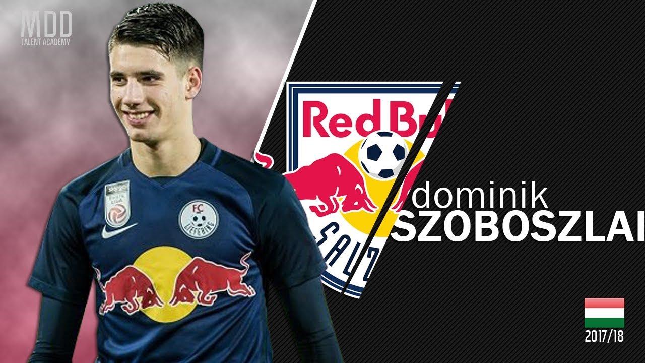 Dominik Szoboszlai | Red Bull Salzburg | Goals, Skills ...