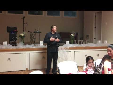 Iglesia Centro Casa De Vida: Cena De Matrimonios Con el Pastor Alejandro Saavedra