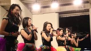 10月6日に行われたさんみゅ~のニューシングル「トゲトゲ」のリリースイ...