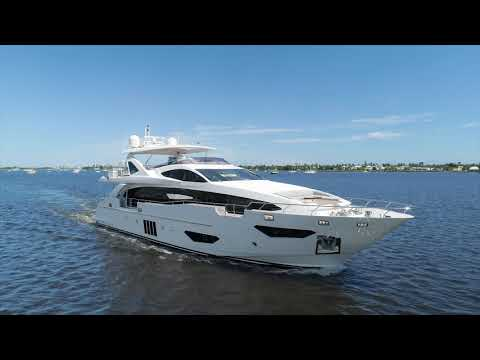 Pre-Owned 2017 Azimut 95 RPH For Sale with MarineMax
