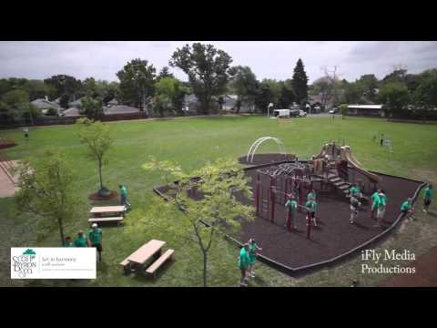 Hyde Elementary School Playground Project