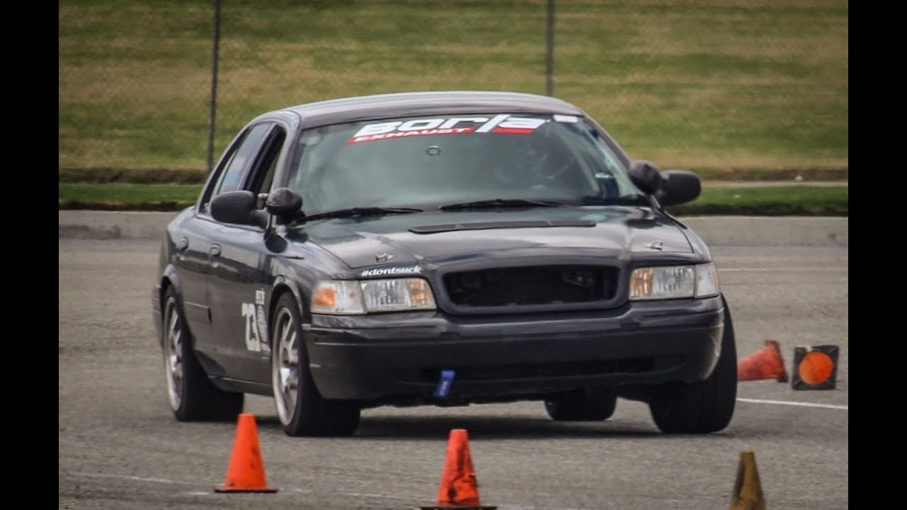 track prepped 2008 ford crown victoria police interceptor one take [ 1280 x 720 Pixel ]