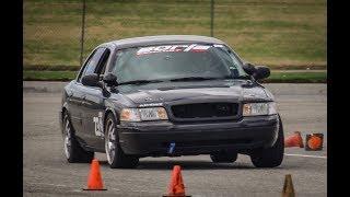 Track-Prepped 2008 Ford Crown Victoria Police Interceptor - One Take