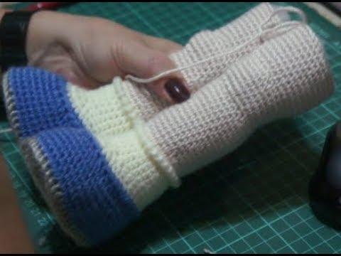 Amigurumi (1.Bölüm) 50cm Zeynep bebek taban ve patik örülüşü - YouTube | 360x480