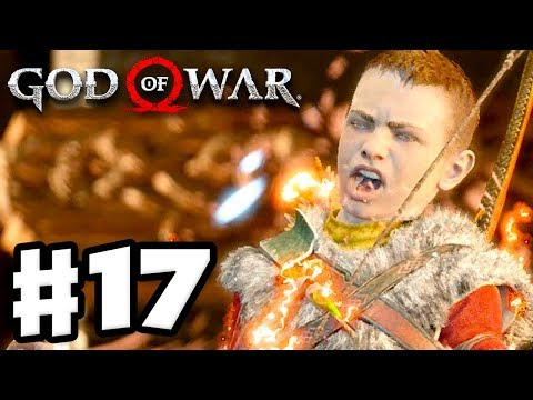 The Sickness! - God of War - Gameplay Walkthrough Part 17 (God of War 4)